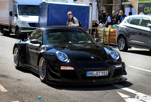 Porsche 9FF 997 Turbo RS R