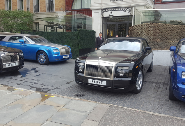 Rolls-Royce Phantom Drophead Coupé Series II Waterspeed Collection