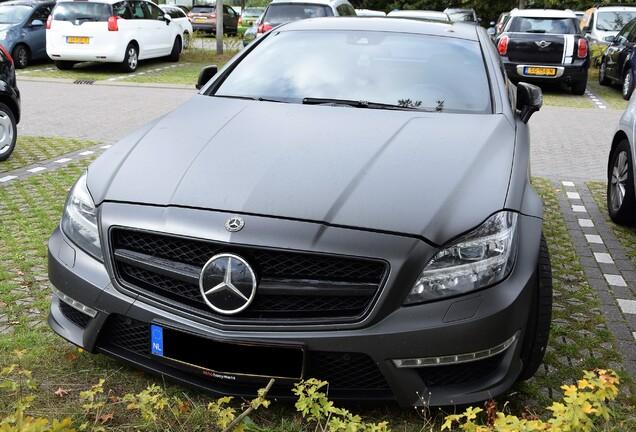 Mercedes-Benz CLS 63 AMG C218