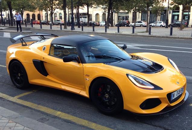 Lotus Exige 410 Sport