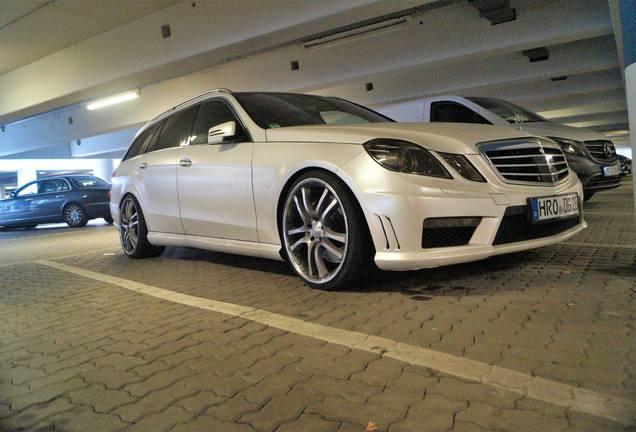 Mercedes-Benz E 63 AMG S212