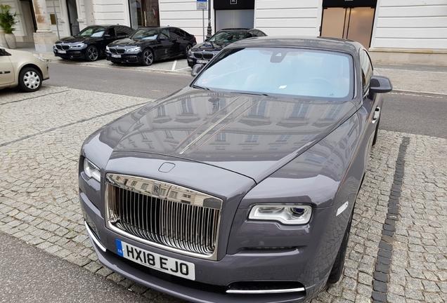 Rolls-Royce Wraith Series II Luminary Collection