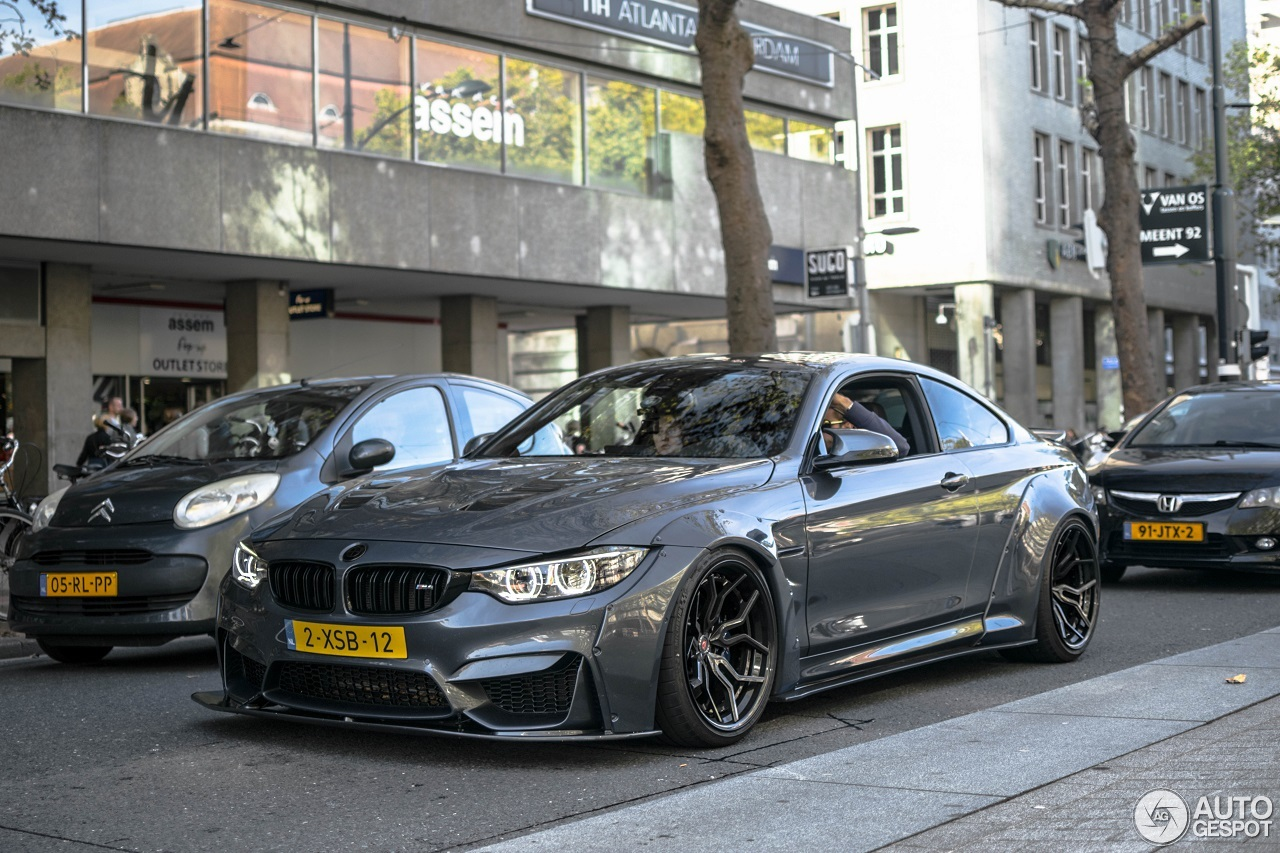 Bmw M4 F82 Coupe Liberty Walk Widebody 7 October 2018
