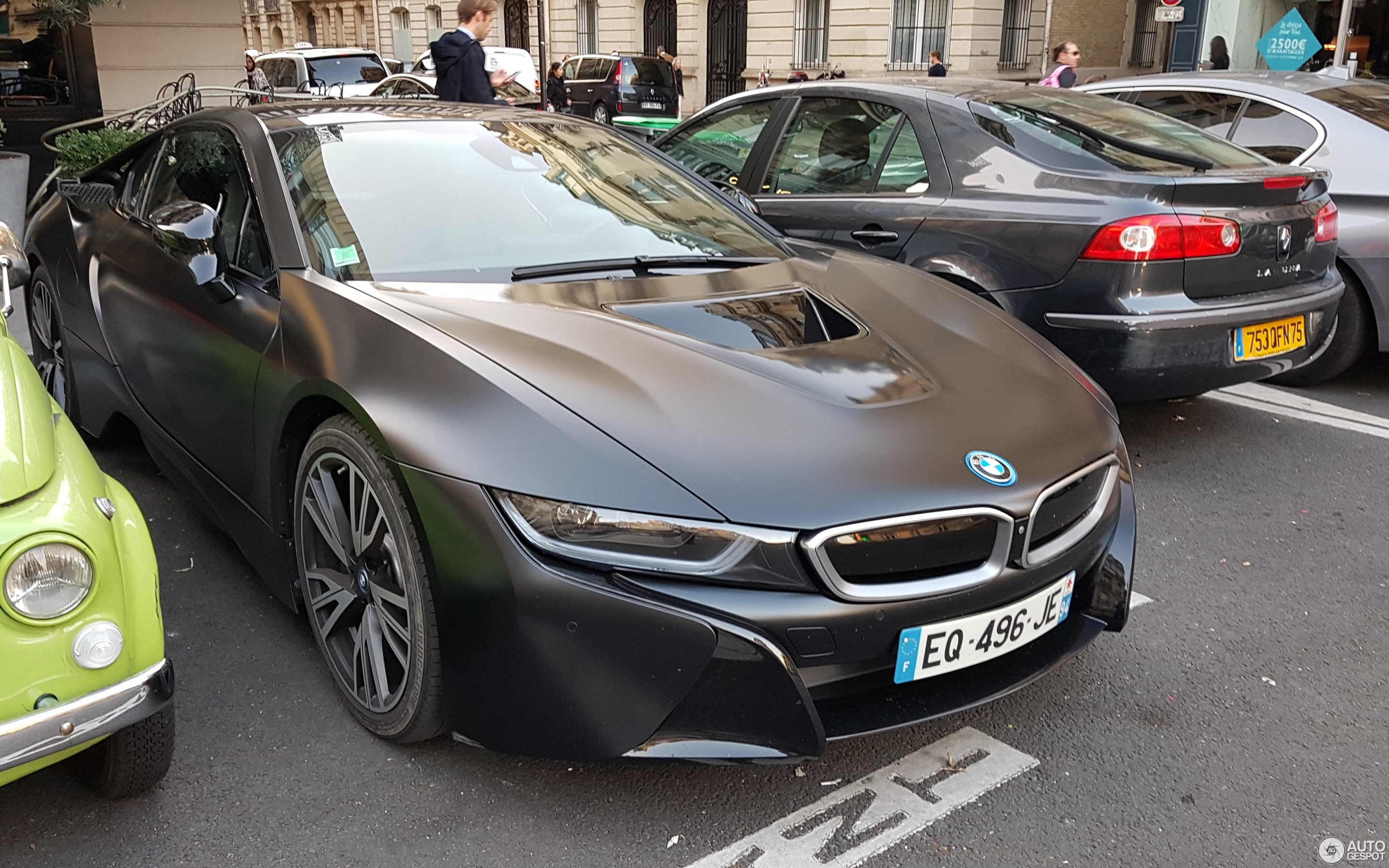 bmw i8 protonic frozen black edition 9 octobre 2018 autogespot. Black Bedroom Furniture Sets. Home Design Ideas