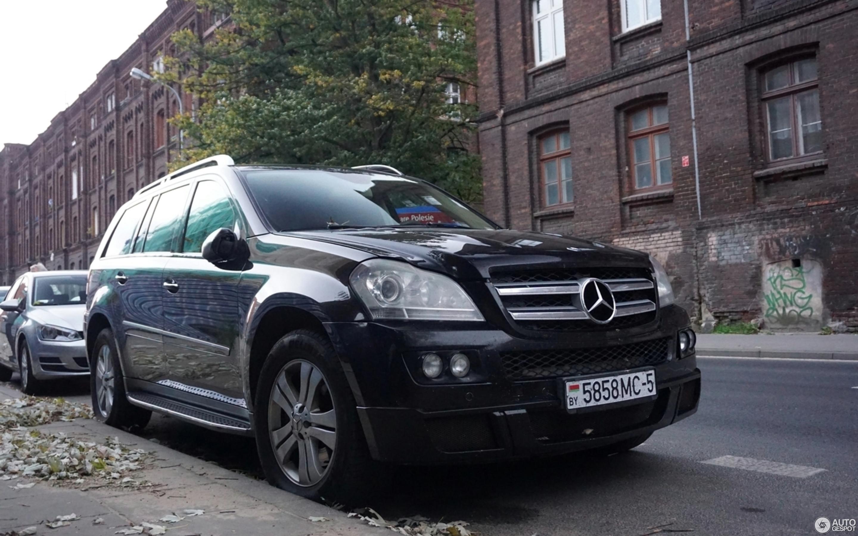 Mercedes-Benz Brabus Widestar 6.1 GL