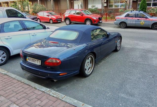 Jaguar Arden XKR Convertible