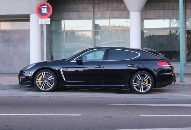 Porsche Panamera Turbo S Executive MKII