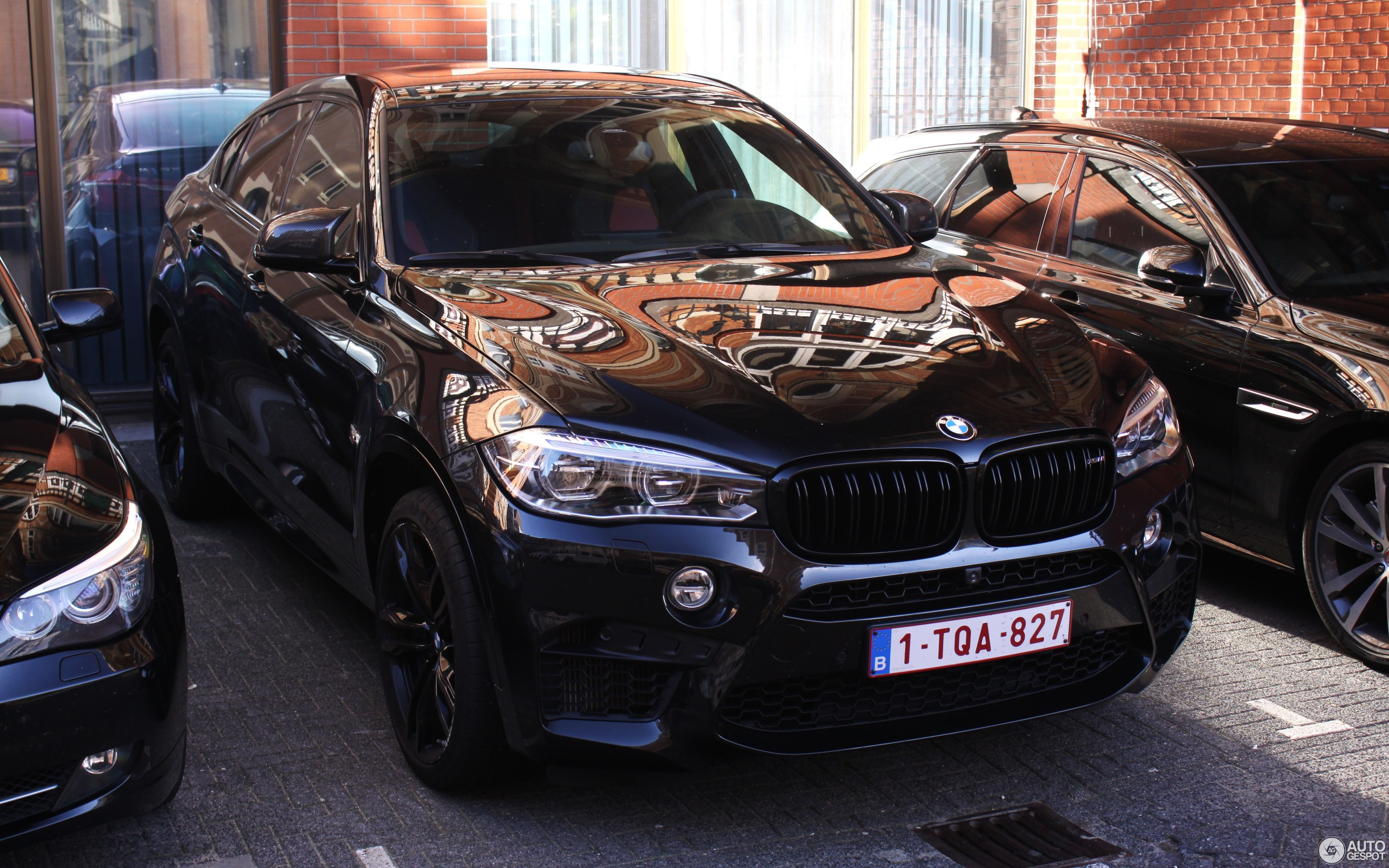 Bmw X6 M F86 Edition Black Fire 14 October 2018 Autogespot
