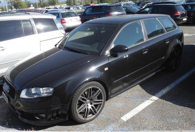 Audi RS4 Avant B7