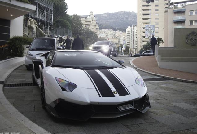 Lamborghini Aventador LP700-4 Roadster MVM Automotive Design