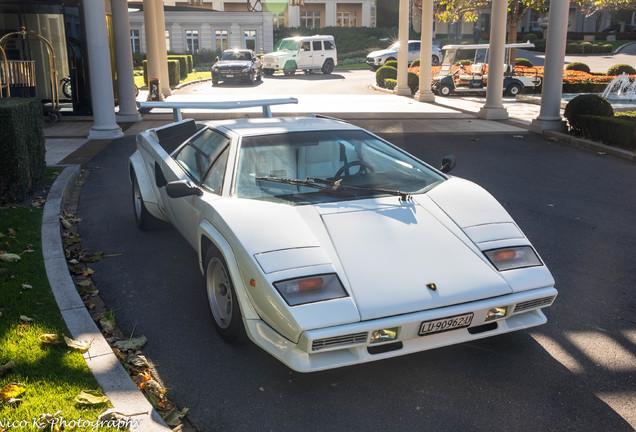 LamborghiniCountach 5000 Quattrovalvole