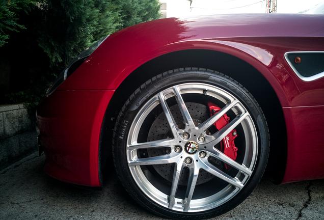 Alfa Romeo8C Spider