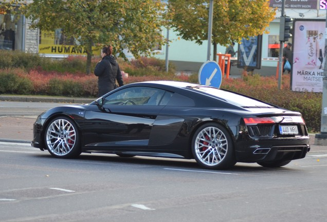 AudiR8 V10 2015