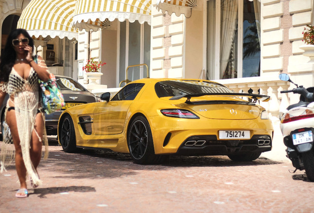 Mercedes-Benz SLS AMG Black Series