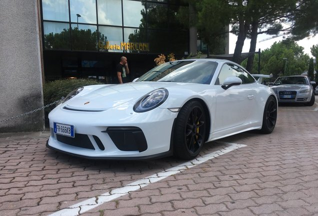 Porsche 991 Gt3 Mkii 15 October 2018 Autogespot