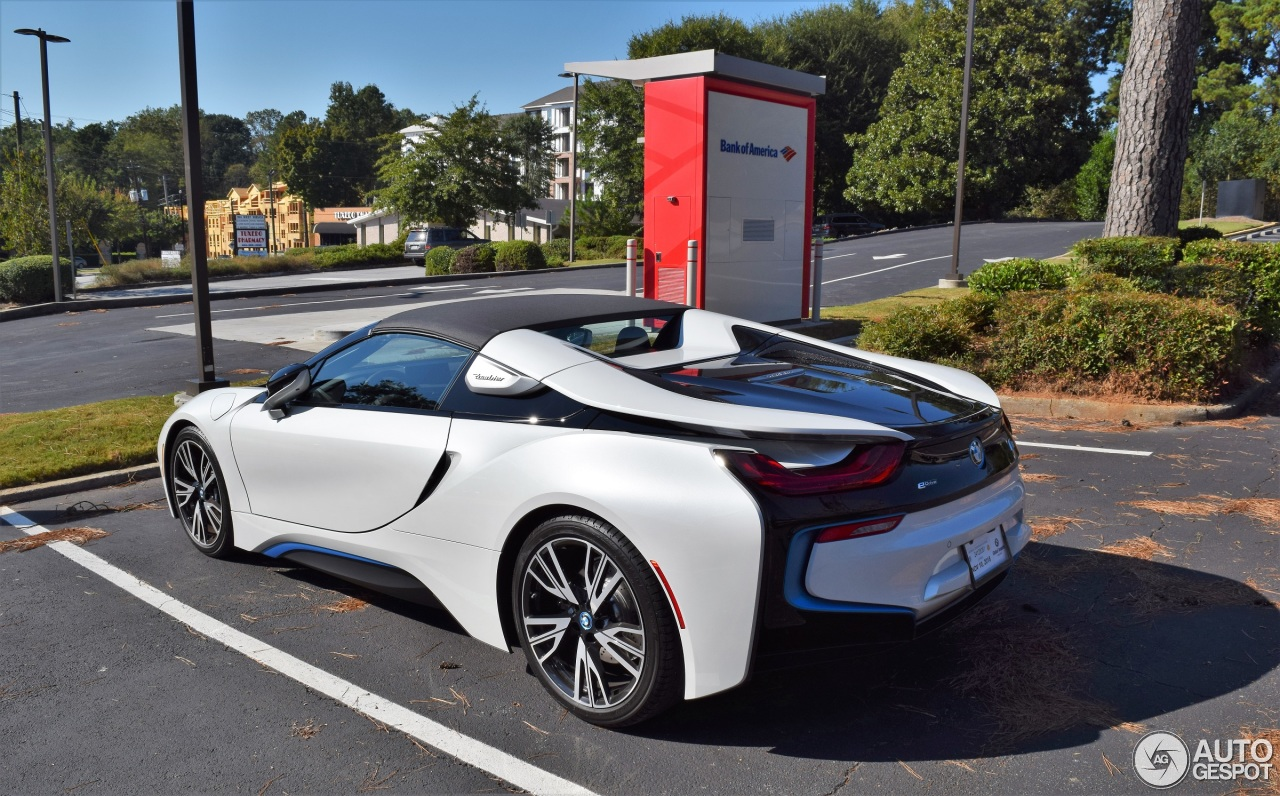 United Bmw Roswell >> BMW i8 Roadster - 16 October 2018 - Autogespot