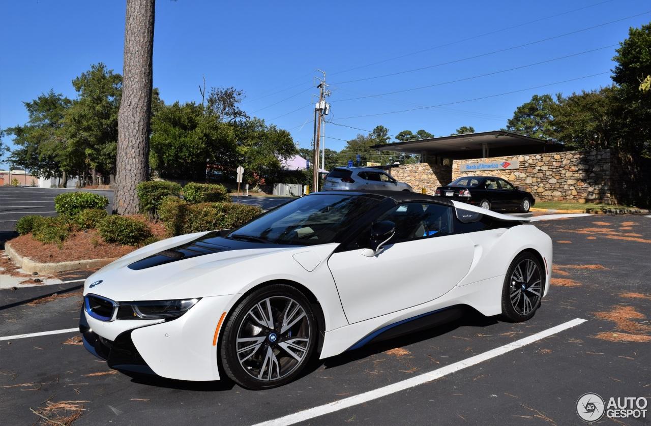 bmw i8 roadster 16 oktober 2018 autogespot