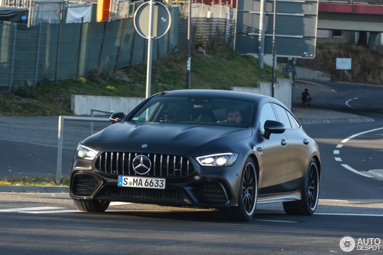 mercedes amg gt 63 s x290 16 oktober 2018 autogespot. Black Bedroom Furniture Sets. Home Design Ideas