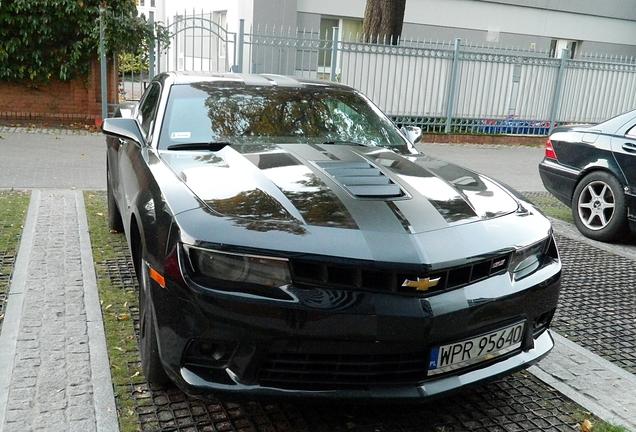 Chevrolet Camaro SS 2014
