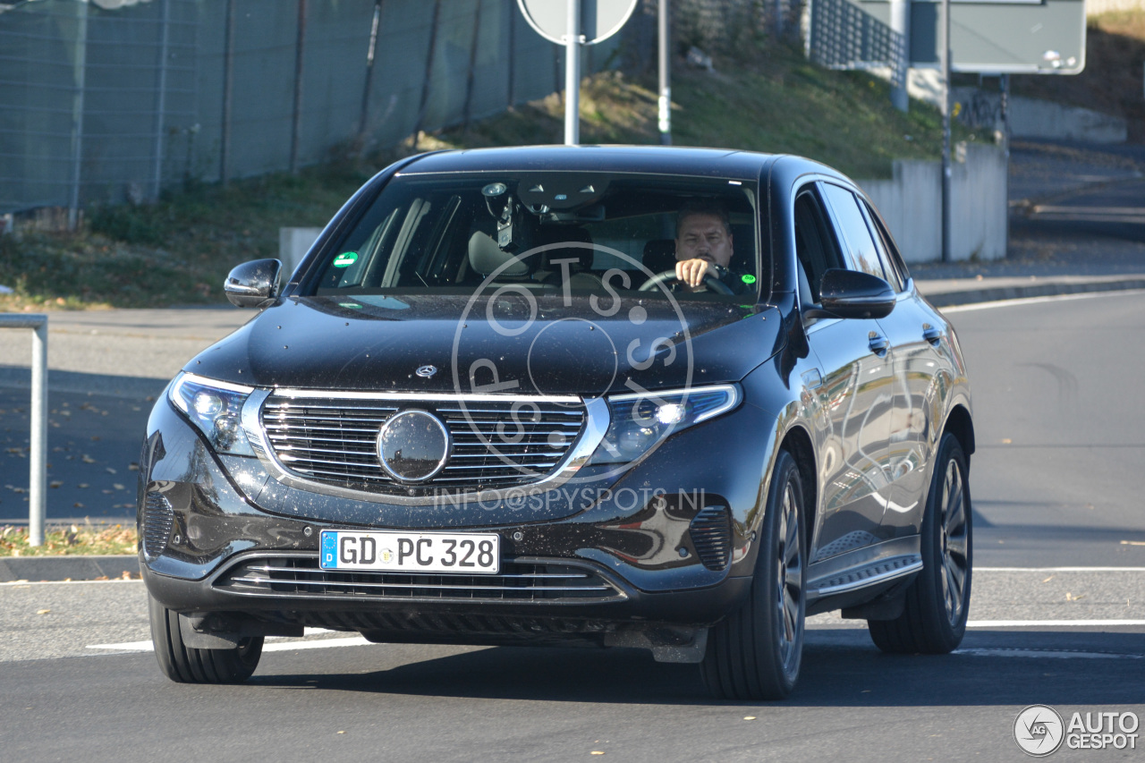 Mercedes-Benz EQC (2019) 12