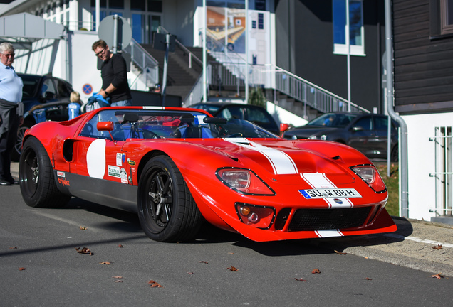 Ford GT 40 X-1