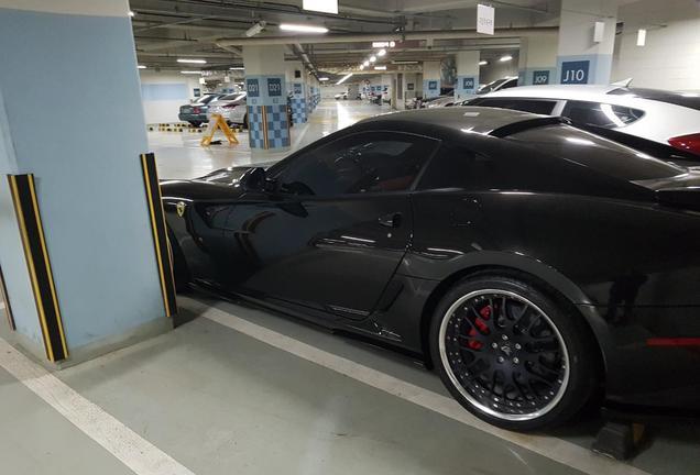 Ferrari599 GTB Fiorano Hamann