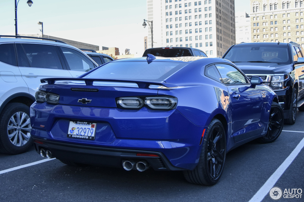 Chevrolet Camaro SS 2019 - 19 October 2018 - Autogespot