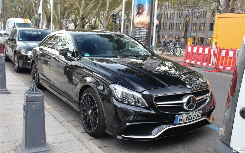 Mercedes Amg Cls 63 S C218 2016