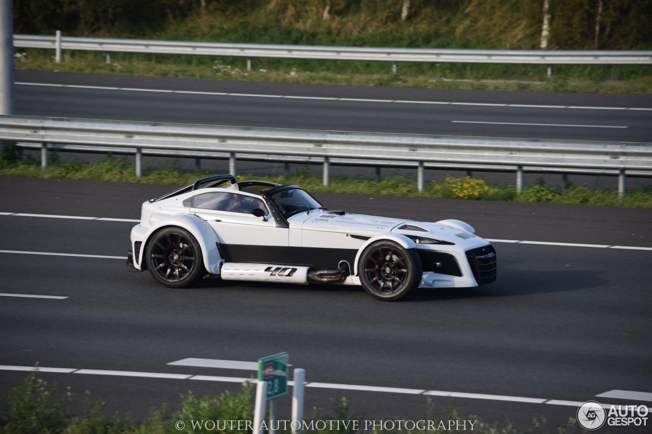Donkervoort D8 GTO-40 - 20 oktober 2018 - Autogespot
