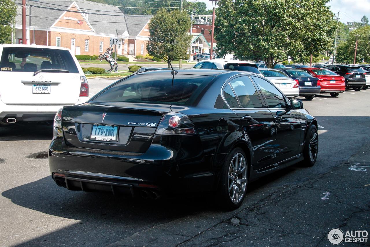 Pontiac G8 GXP - 20 October 2018 - Autogespot