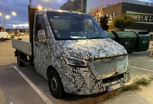 Mercedes-Benz Sprinter Pick-Up 2018