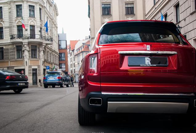 Rolls-RoyceCullinan