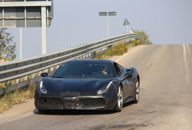 Ferrari Dino 2019 Mule