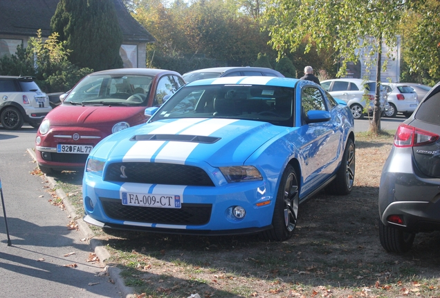 Ford Mustang Shelby GT500 2013