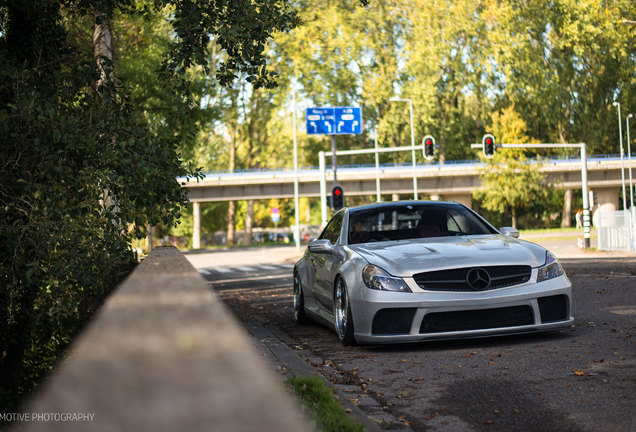 Mercedes-Benz Prior Design SL 55 AMG