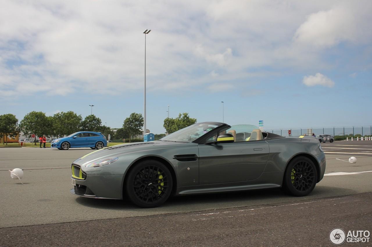 Aston Martin V12 Vantage S Roadster AMR