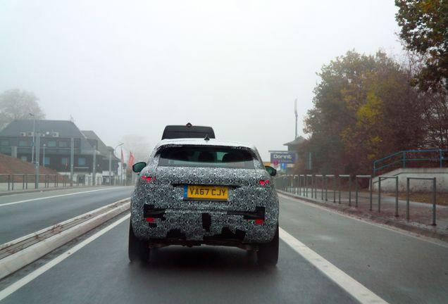 Land Rover Range Rover Evoque Hybrid 2019