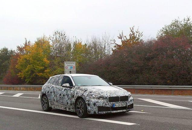 BMW 1 Series Mule