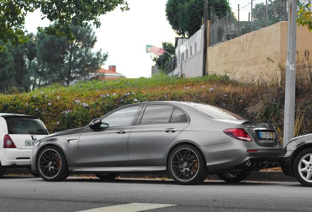 Mercedes-AMGE63 S W213