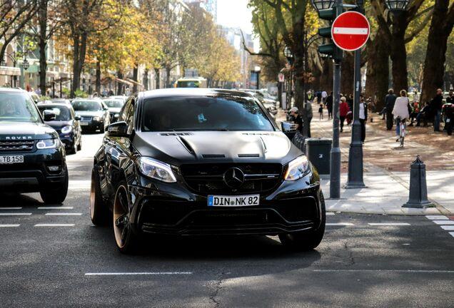 Mercedes-AMG GLE 63 S Coupé Prior Design