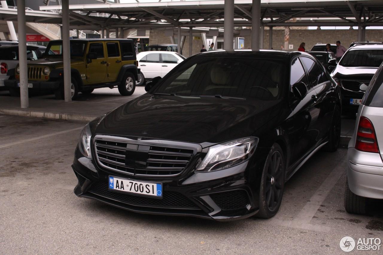 Mercedes-Benz Renntech S 63 AMG V222