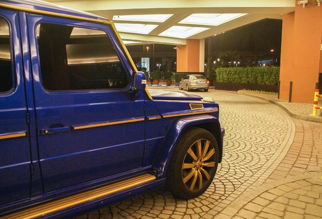 Mercedes-Benz A.R.T. G 55 AMG Streetline
