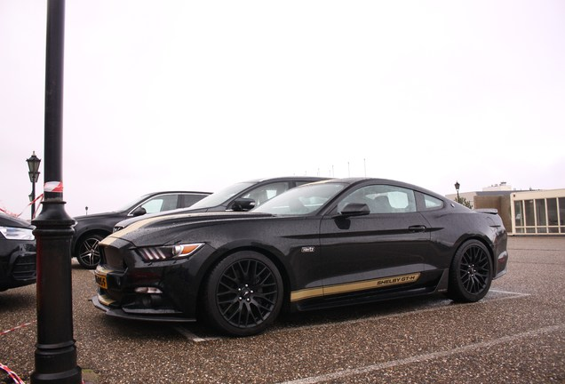 Ford Mustang Shelby GT-H 2016