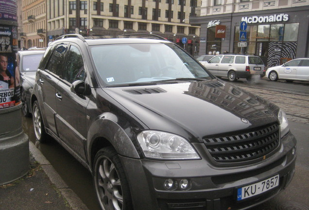 Mercedes-Benz Brabus Widestar ML B 63 S