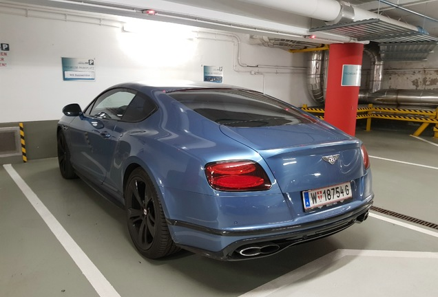 Bentley Continental GT V8 S Diamond Edition