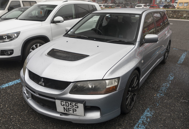 Mitsubishi Lancer Evolution Wagon MR