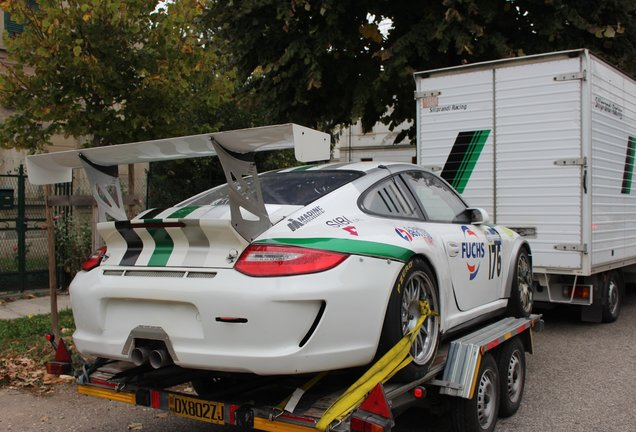 Porsche 997 GT3 CUP MkII