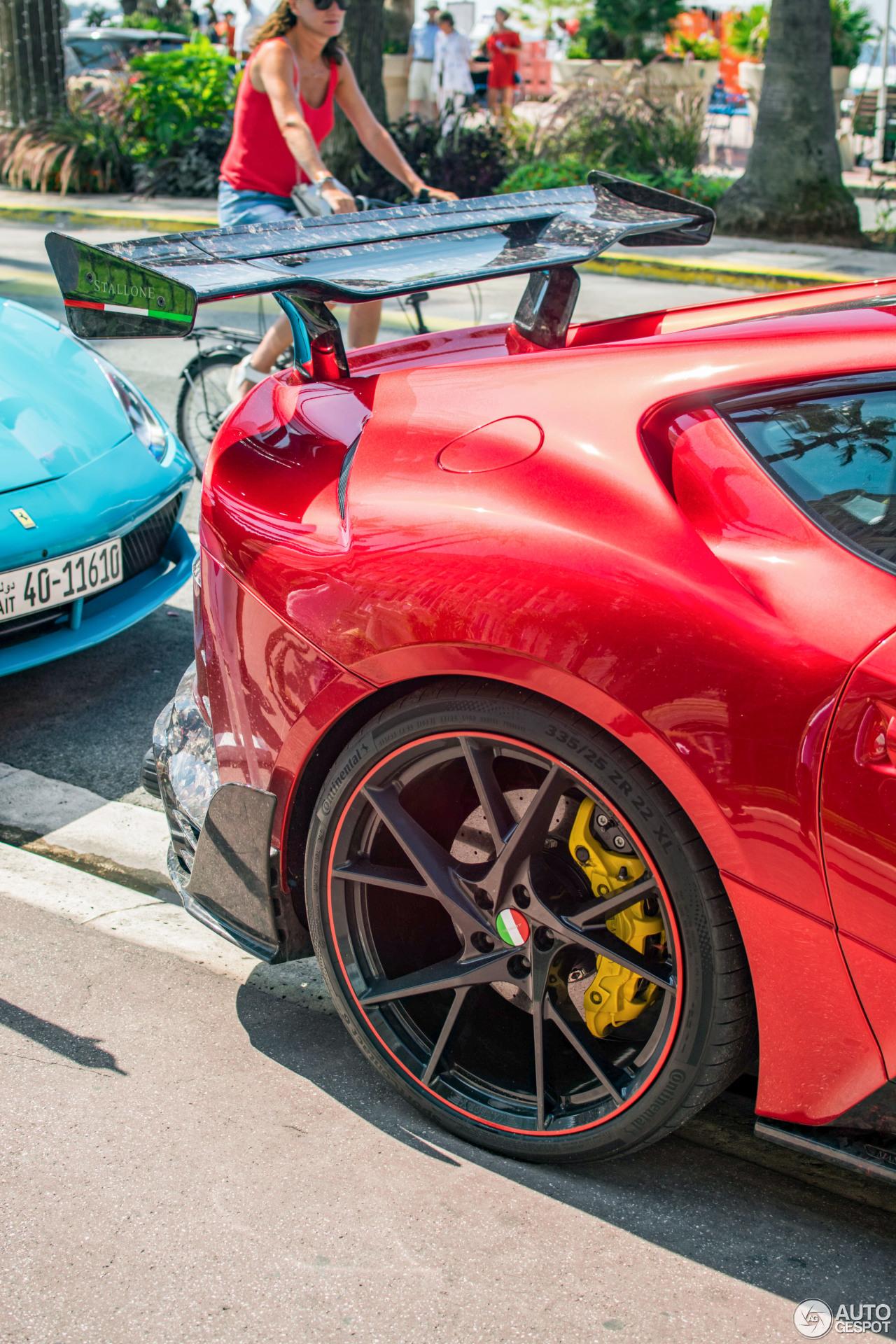 Ferrari 812 Superfast Mansory Stallone