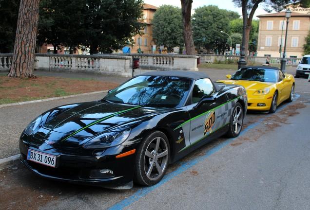 Chevrolet Corvette C6 Convertible Indianapolis 500 Pace Car