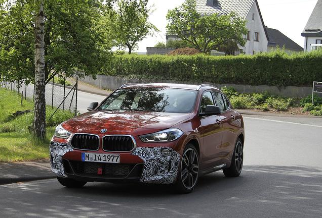 BMW X2 M140i F39